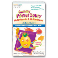 Gummy Power Sours