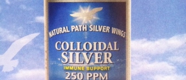 Colloidal Silver…Another Family Staple