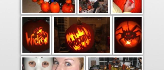 A Crazy Good Halloween Party